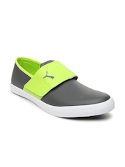 Puma Men Grey El Rey Milano DP Casual Shoes