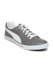 Puma Men Grey Salz II Casual Shoes