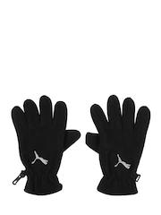 Puma Unisex Black Fundamentals Fleece Gloves