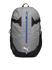 Puma Unisex Grey Apex Backpack