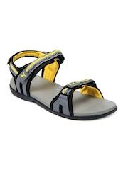 Puma Unisex Grey Nova Sports Sandals