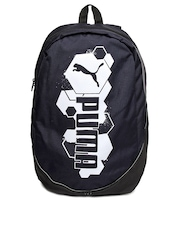 Puma Unisex Navy & Black Pioneer Backpack