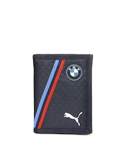 Puma Unisex Navy BMW Motorsport Wallet