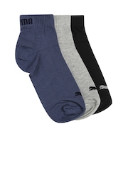 Puma Unisex Pack of 3 Socks