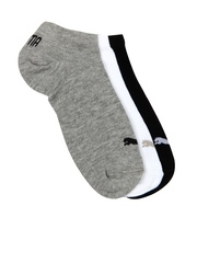 Puma Unisex Set of 3 Socks