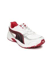 Puma Kids White Axis XT II Sports Shoes