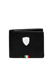 Puma Men Black Wallet