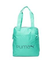 Puma Green Shoulder Bag