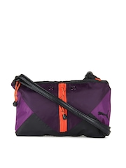 Puma Women Purple Avenue Shoulder Bag