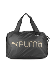 Puma Women Black Core Grip Bag