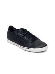 Puma Women Black Benecio Satin Casual Shoes
