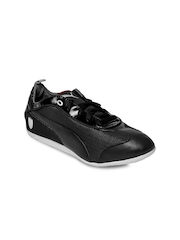 Puma Women Black Cara Lo SF Casual Shoes