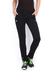 Puma Women Black Ferrari Track Pants