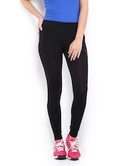 Puma Women Black Leggings