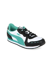 Puma Women Cabana II Purple Casual Shoes