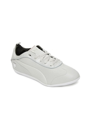 Puma Women Grey CARA Lo Ferrari Casual Shoes