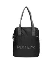 Puma Black Core Shopper Shoulder Bag
