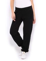 Puma Women Black Slim Fit Track Pants