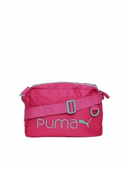 Puma Women Pink Core Shoulder Bag