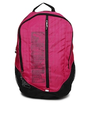 Puma Women Pink Deck Backpack