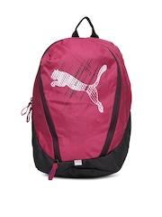 Puma Women Pink Echo Small Backpack
