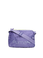 Puma Women Lavender Sling Bag