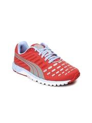 Puma Women Red Faas 300 V3 SRS Sports Shoes