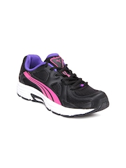 Puma Women Black Axis V3 Ind Sports Shoes