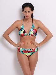 Puma Women Multi-Coloured Swimwear