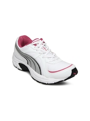 Puma Women White Kuris II Ind Sports Shoes