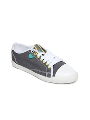 Pume Women Grey Elki Casual Shoes