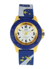Q&Q Kids White Dial Watch