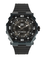 Q&Q Men Grey Dial Watch