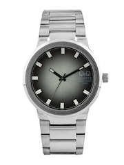 Q&Q Men Grey Dial Watch