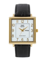 Q&Q Men White Dial Watch