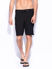 Quiksilver Men Black Swimming Shorts