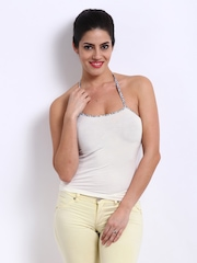 Red Rose Women Emma Off-White Camisole