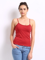 Red Rose Women Red Camisole S1065