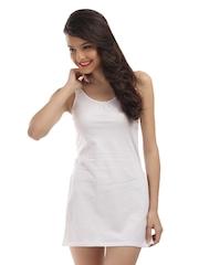 Red Rose Women Sarita White Camisole