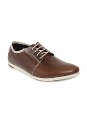 Red Tape Men Brown Leather Casual Shoes