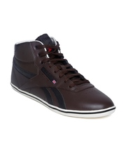 Reebok Classic Men Brown CL Exoplimsole Mid Leather Casual Shoes