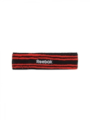 Reebok Men Black Headband