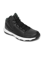 Reebok Men Black Rise LP Sports Shoes