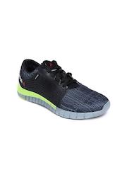Reebok Men Black Zquick City Sports Shoes