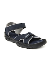 Reebok Men Blue Drive II LP Sports Sandals