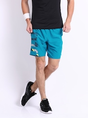Reebok Men Blue Shorts