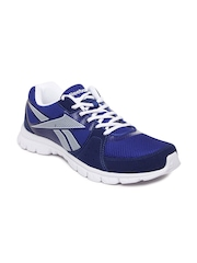 Reebok Men Blue Superrun Sports Shoes