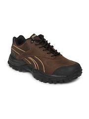 Reebok Men Brown Trail Exhibit Sports Shoes