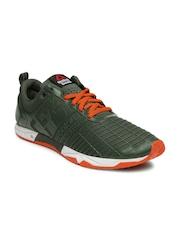 Reebok Men Dark Green Crossfit Sprint TR Sports Shoes