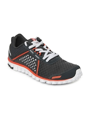 Reebok Men Grey Realflex Scream 4.0 Sports Shoes